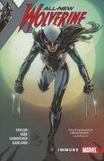 All-New Wolverine TPB Vol 1 4 Immune