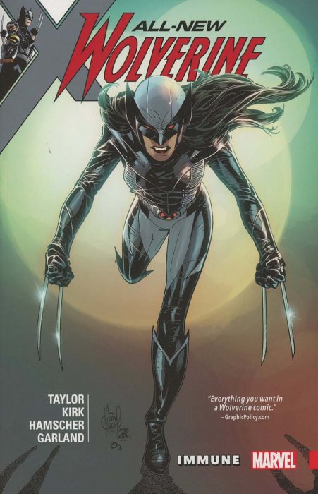 All-New Wolverine TPB Vol 1 4: Immune