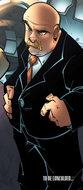 Bob (Ararat Corporation) (Earth-616)