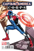 Captain America Corps Vol 1 5