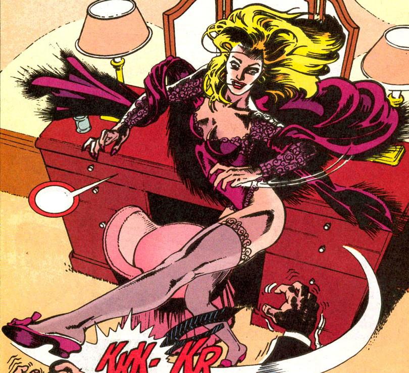 Cheryl Gates (Earth-616)