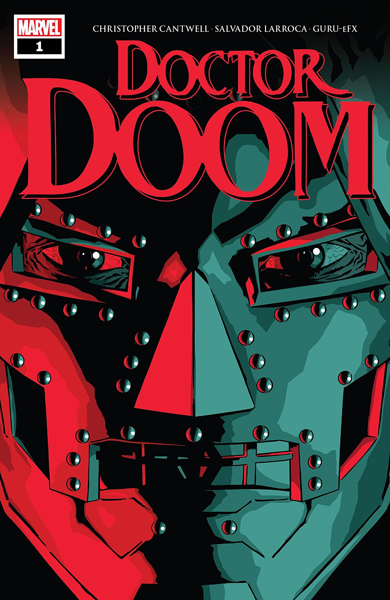 Doctor Doom Vol 1 1