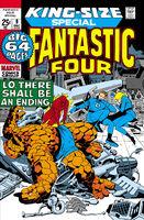 Fantastic Four Annual Vol 1 9