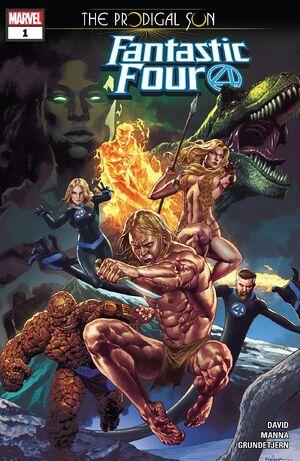 Fantastic Four The Prodigal Sun Vol 1 1.jpg