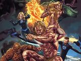 Fantastic Four: The Prodigal Sun Vol 1 1