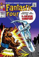Fantastic Four Vol 1 55