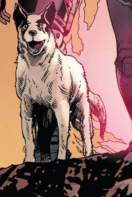 Forey (Dog) (Earth-616)