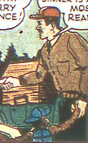 Franklin Dawson (Earth-616)