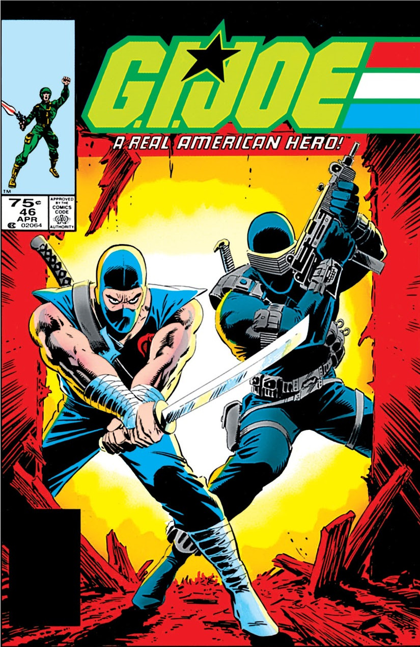 G.I. Joe: A Real American Hero Vol 1 46