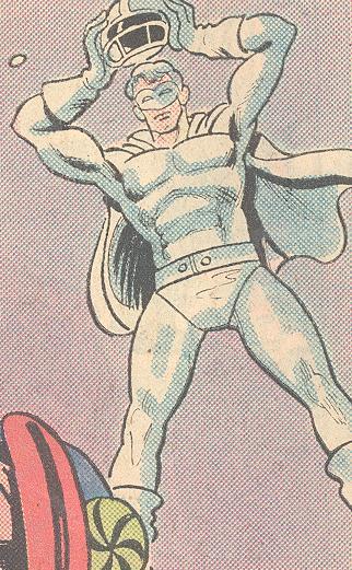 Generic Super-Hero (Earth-84041)