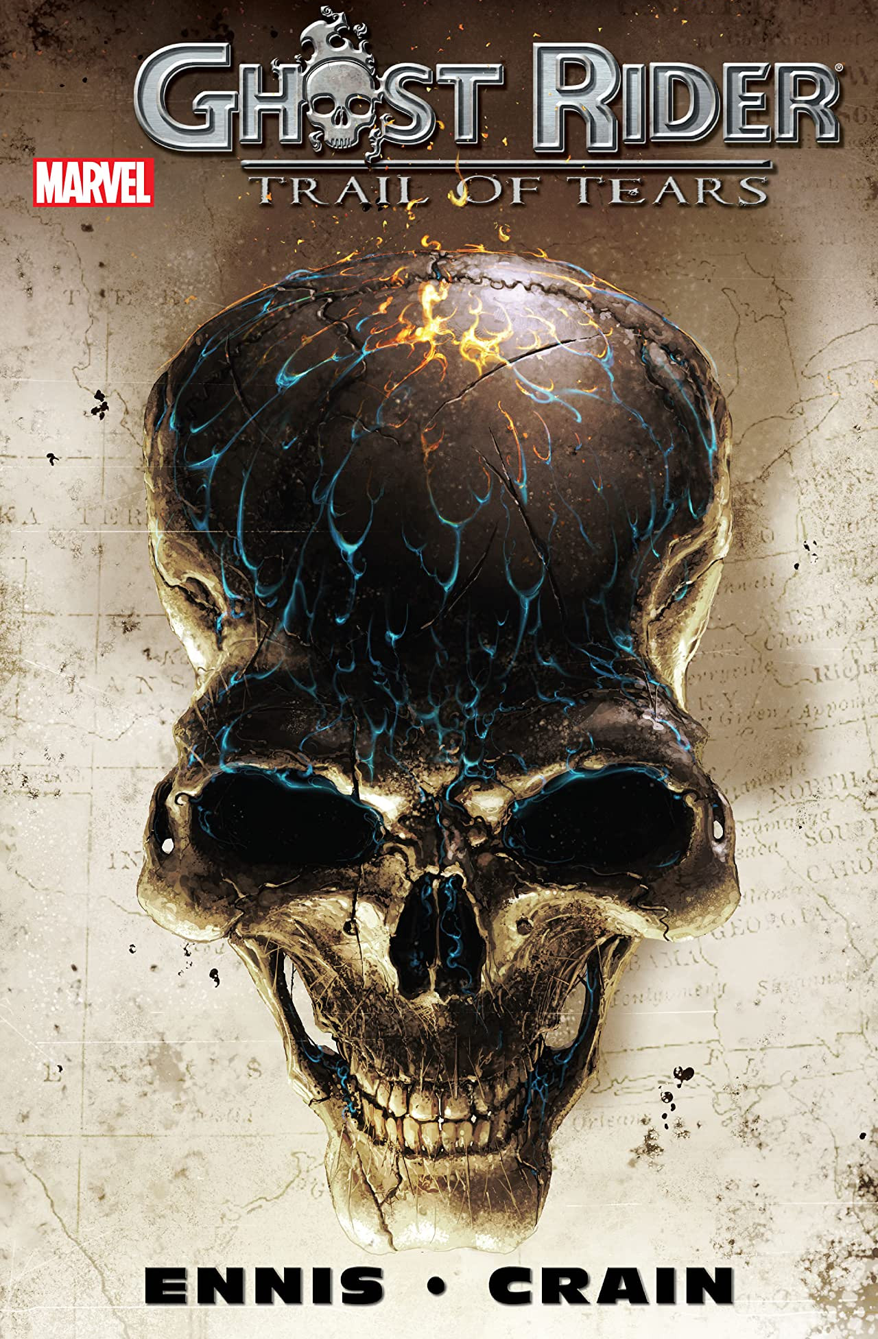 Ghost Rider: Trail of Tears TPB Vol 1 1