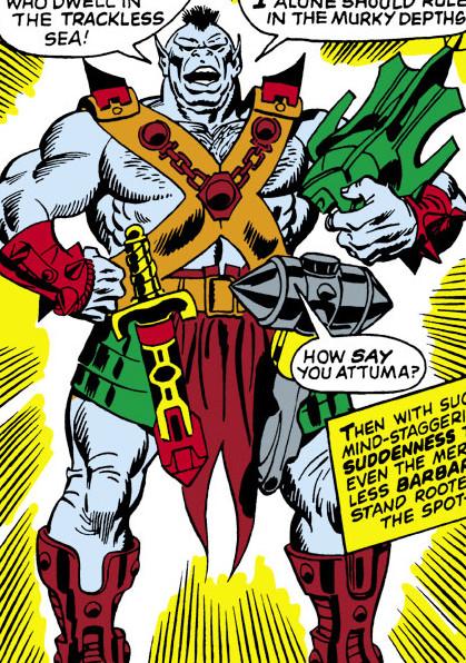 Gorgul (Earth-616)