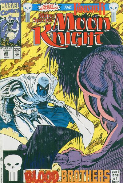 Marc Spector: Moon Knight Vol 1 35