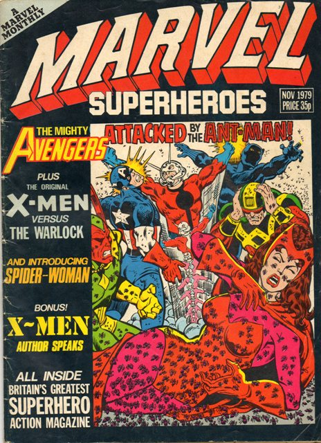 Marvel Super-Heroes (UK) Vol 1 355