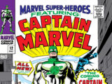 Marvel Super-Heroes Vol 1 12