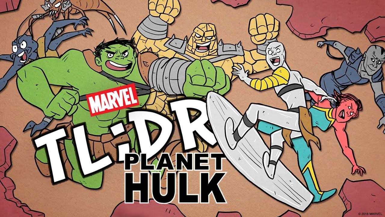 Marvel TL;DR Season 1 1