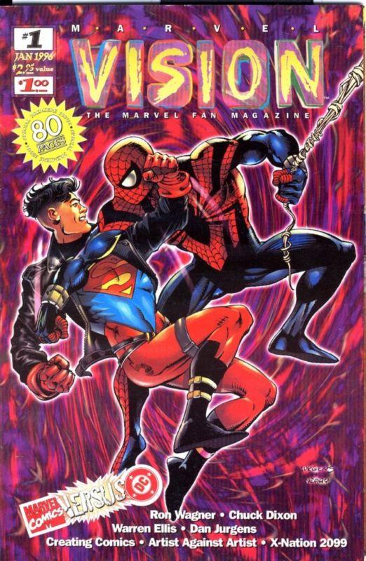 Marvel Vision Vol 1