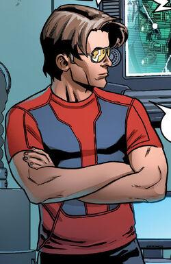 Miguel O'Hara (Earth-928) from Spider-Man 2099 Vol 3 1 003.jpg