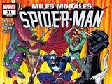 Miles Morales: Spider-Man Vol 1 21