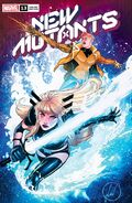 New Mutants Vol 4 13 Unknown Comic Books Exclusive Variant