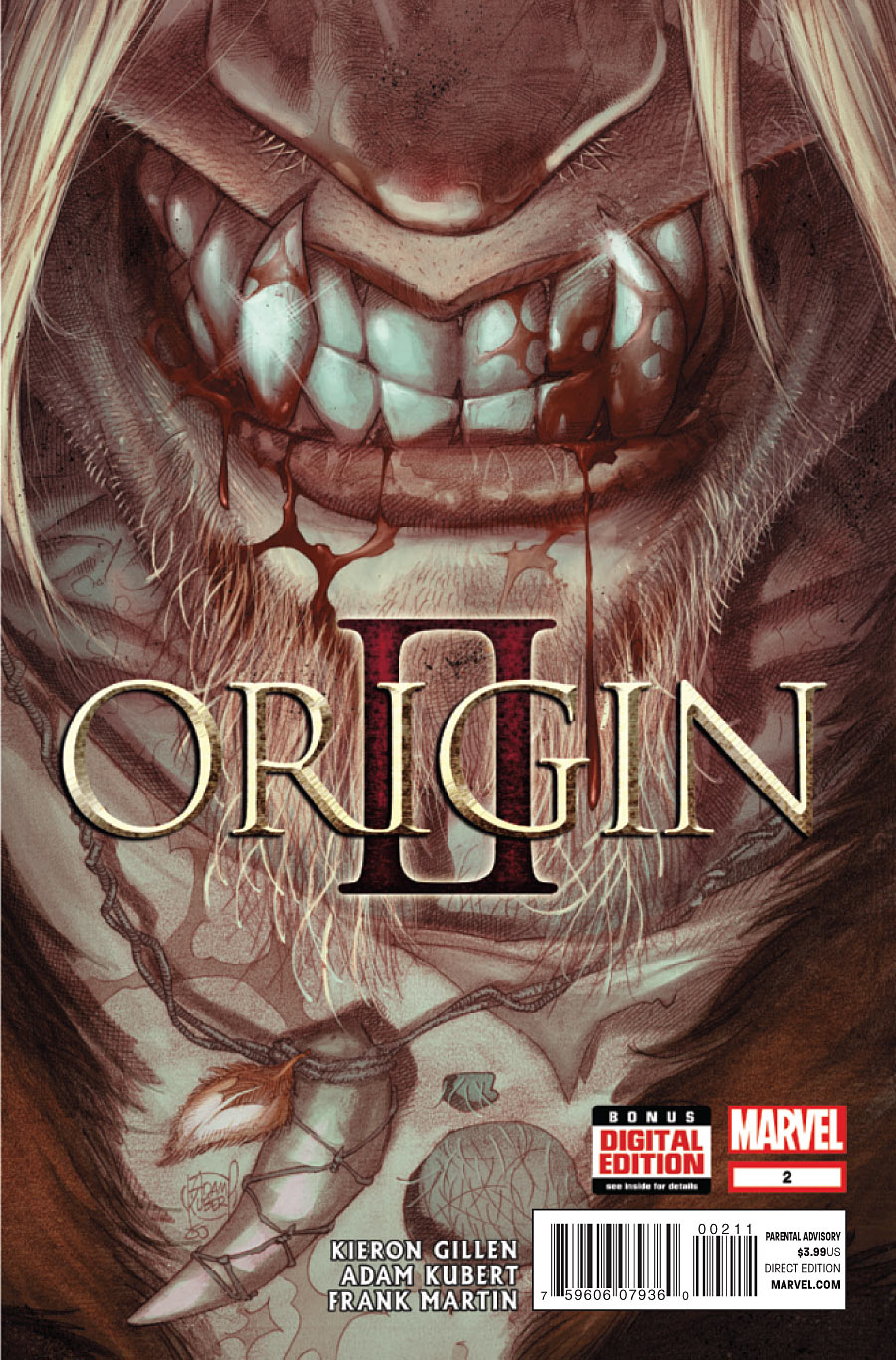 Origin II Vol 1 2