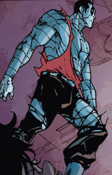 Pantu Hurageb (Earth-616)