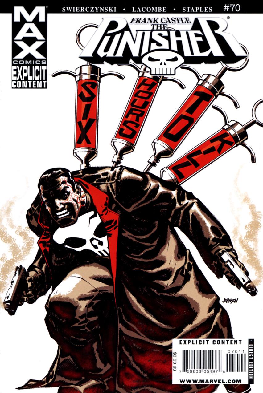 Punisher: Frank Castle Max Vol 1 70