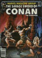 Savage Sword of Conan Vol 1 68
