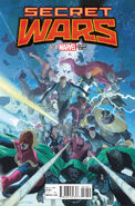 Secret Wars Vol 1 1 Ribic Variant