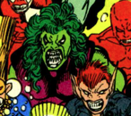 She-Hulk (Doppelganger) (Earth-616)
