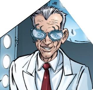 Simon Granville (Earth-616)