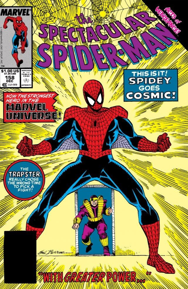 Spectacular Spider-Man Vol 1 158