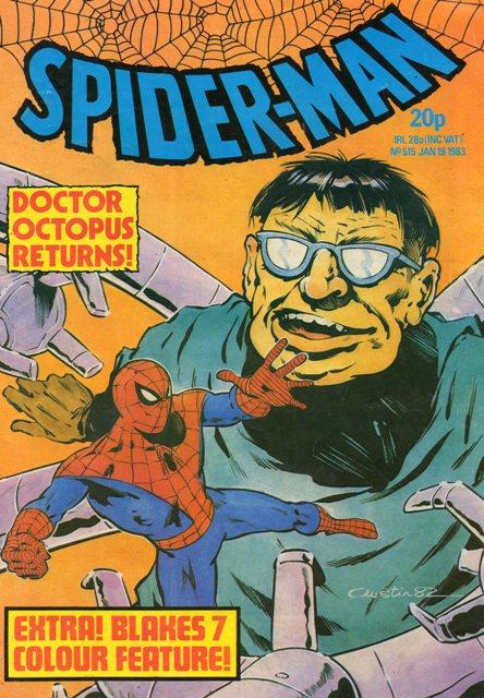 Spider-Man (UK) Vol 1 515
