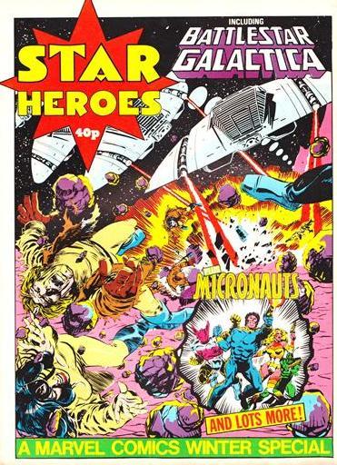 Star Heroes Winter Special (UK) Vol 1
