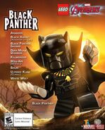 T'Challa (Earth-13122) from LEGO Marvel's Avengers 002