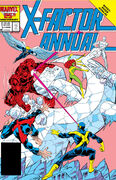 X-Factor Annual Vol 1 1