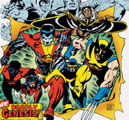 X-Men (Earth-616) All-New All-Different X-Men from Giant-Size X-Men Vol 1 1