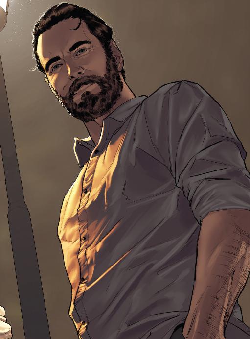 Aidan Tintreach (Earth-616)