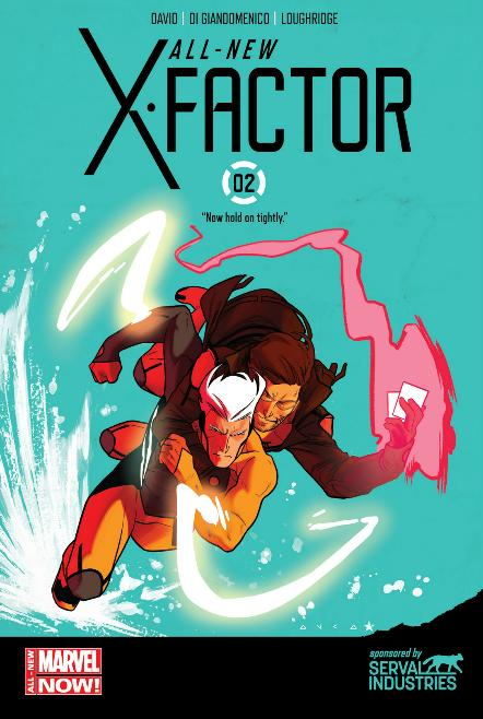 All-New X-Factor Vol 1 2