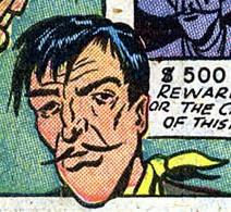 Alonzo Miles (Earth-616)
