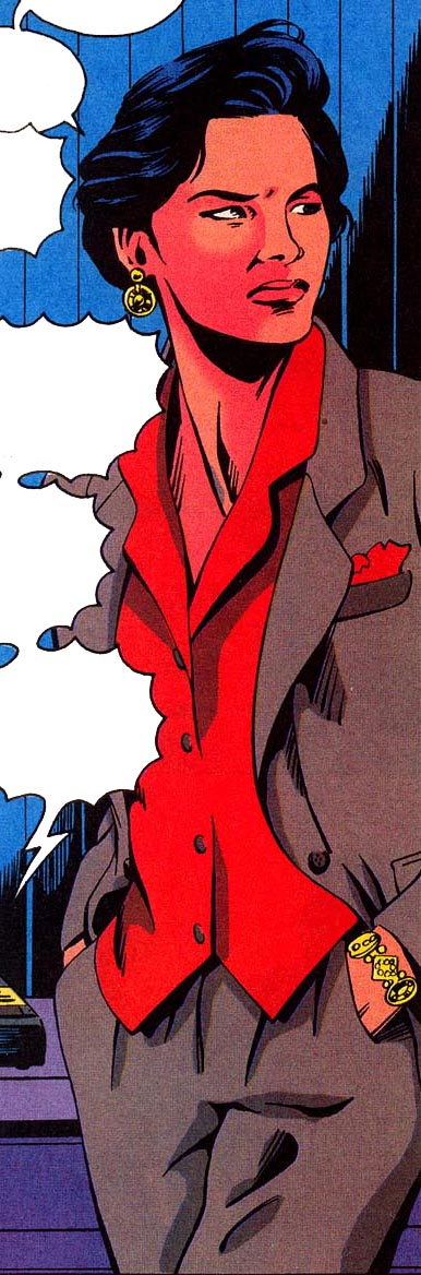 Analisa Medina (Earth-616)