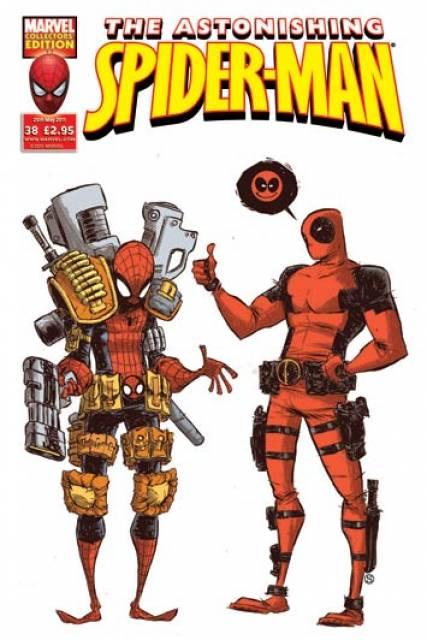 Astonishing Spider-Man Vol 3 38