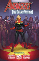 Avengers The Enemy Within TPB Vol 1 1