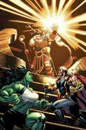 Avengers Vol 8 4 Textless