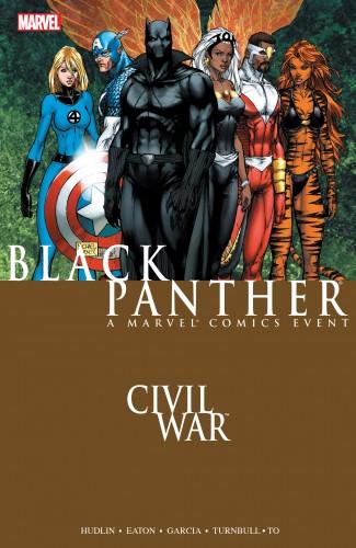 Black Panther: Civil War TPB Vol 1