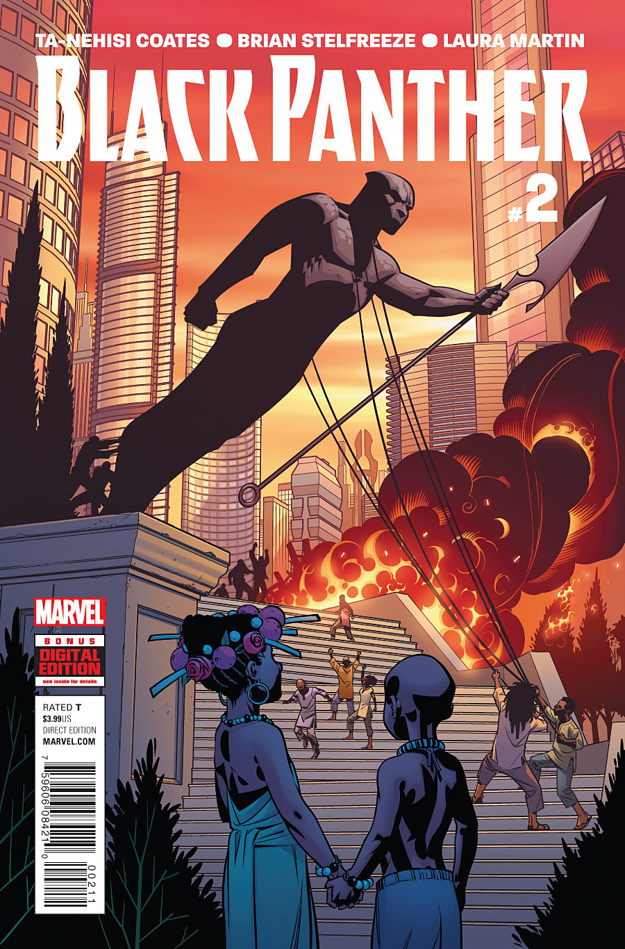 Black Panther Vol 6 2