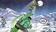 Bruce Banner (Earth-616) and Fin Fang Foom (Earth-616) from Hulk vs. Fin Fang Foom Vol 1 1 0001
