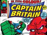 Captain Britain Vol 1 21
