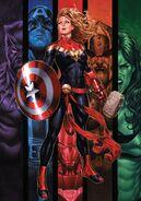 Captain Marvel Vol 10 16 Unknown Comic Books Exclusive Virgin Variant