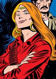 Carmen Escudero (Earth-616)